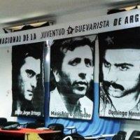 Homenaje a Mario Roberto Santucho y los compañeros caídos el 19 de julio de 1976