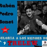 Rubén Pedro Bonet ¡HASTA LA VICTORIA SIEMPRE!