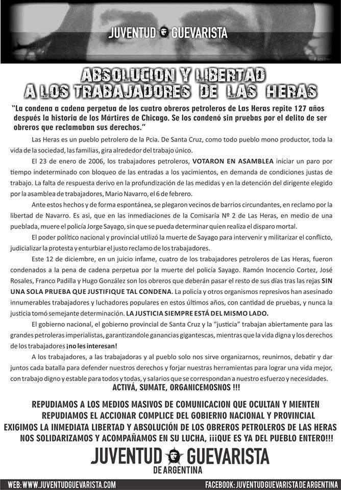 Petroleros Las Heras