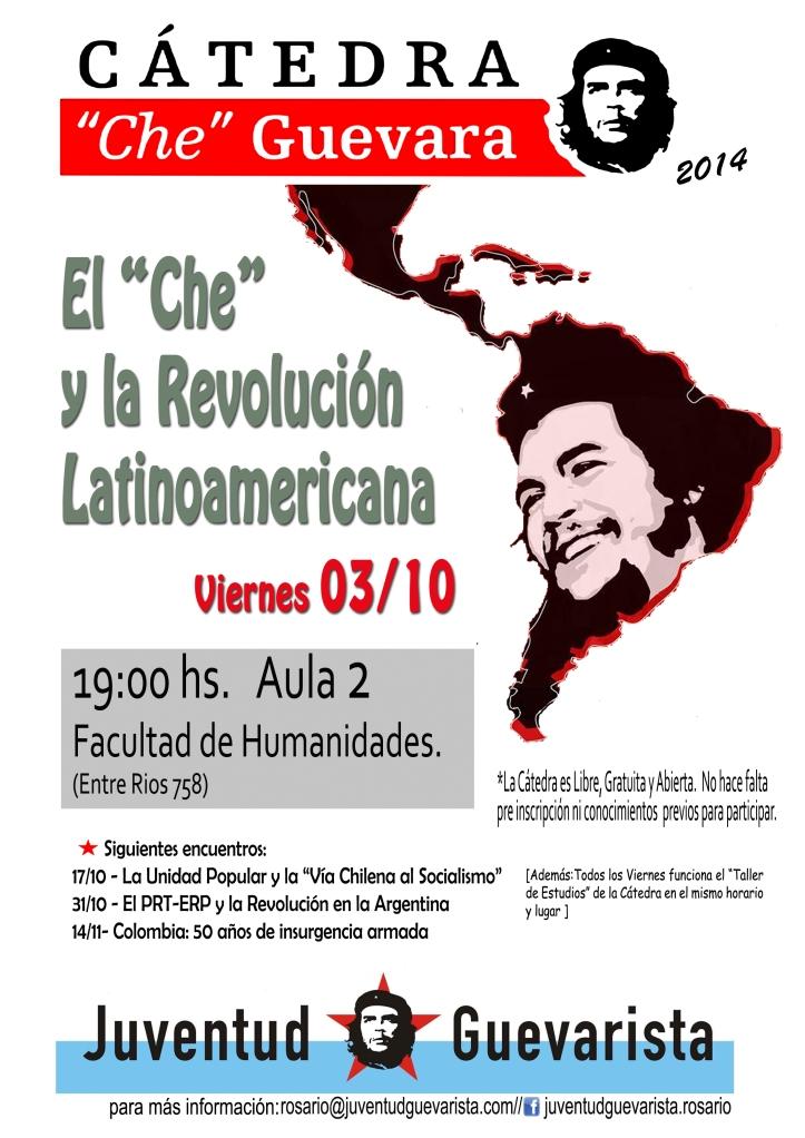 Catedra 2014 El Che
