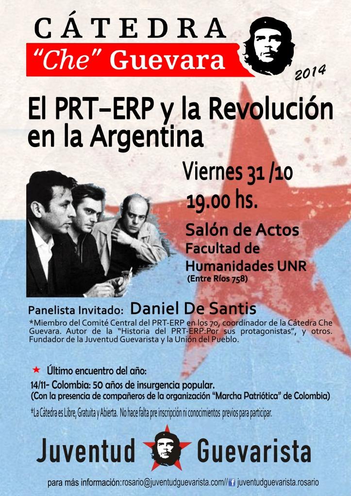 Catedra Che Guevara. EL PRT-ERP