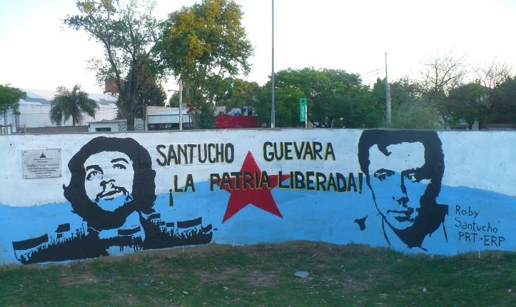 Santucho, Guevara!