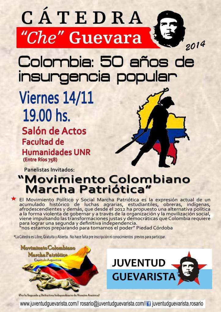 Catedra Che Guevara Colombia
