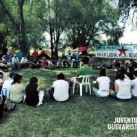 Campamento Nacional de la Juventud Guevarista de Argentina - 2015