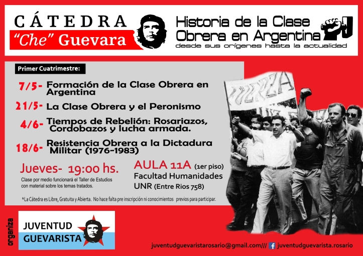 Catedra2015 Historia Clase Obrera Argentina