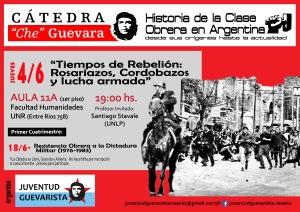Catedra2015 Historia. Tiempos de rebelión