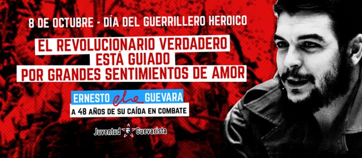 Che Guevara 8 octubre 2015