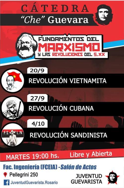 Cátedra Che Guevara