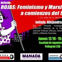 Charla - Feminismo y Marxismo. VIDEO completo